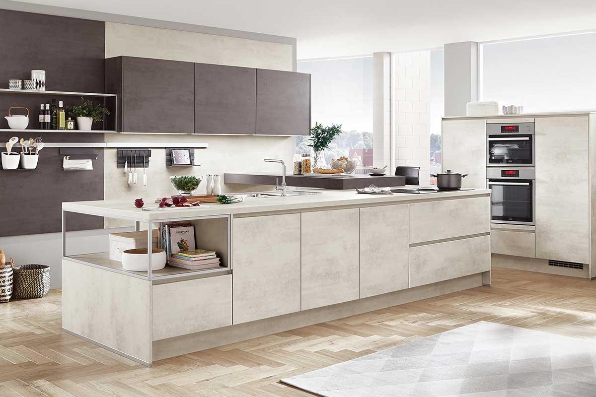 Moderne Küche - Ihr Küchenfachhändler aus Bramsche : KüchenTreff
