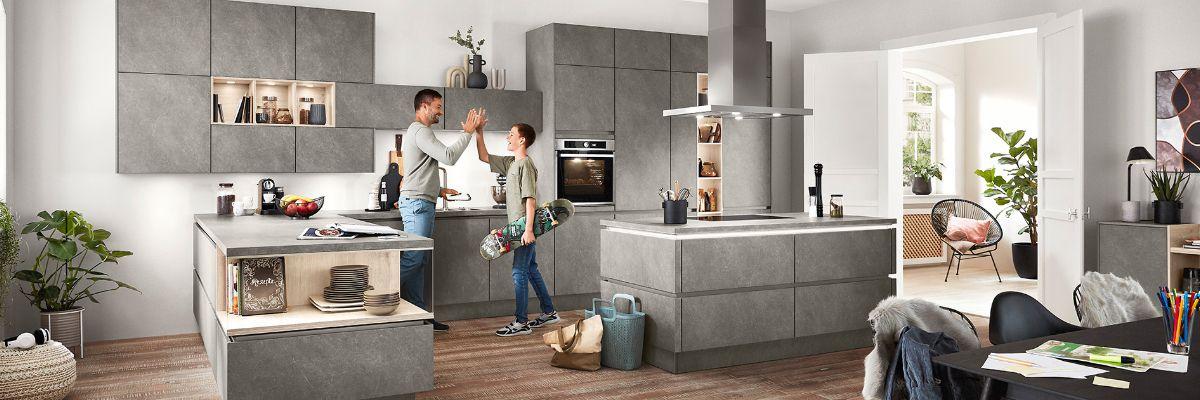 nobilia Küchen - Ihr Küchenfachhändler aus Bramsche ...